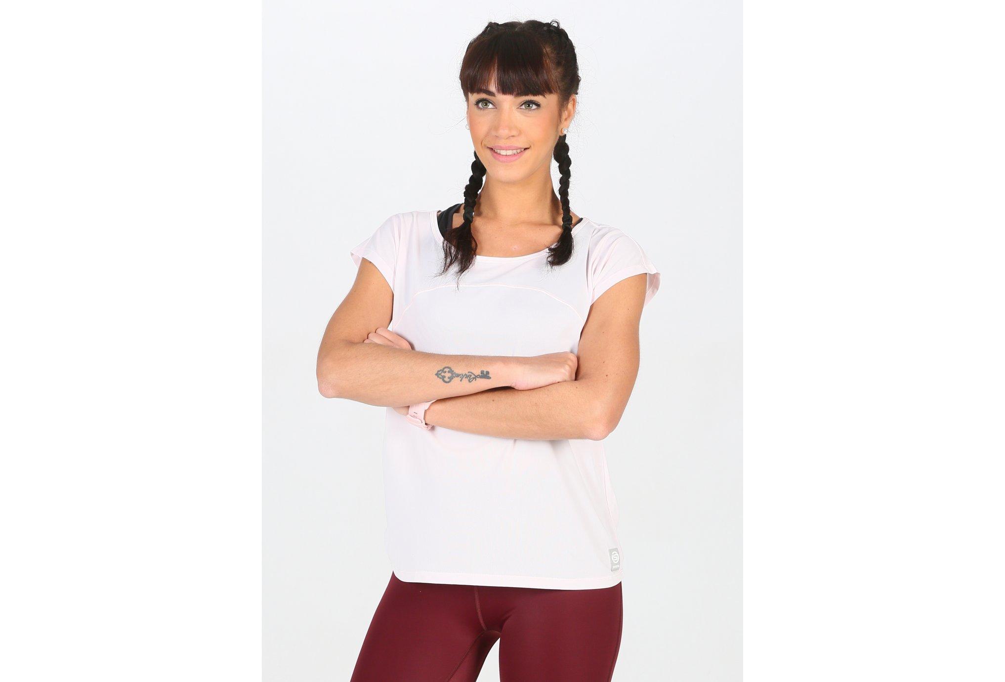 Skins Activewear Code Cap W vêtement running femme