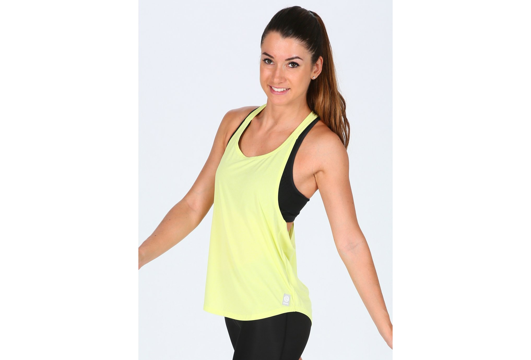 Skins Activewear Remote T Bar W vêtement running femme