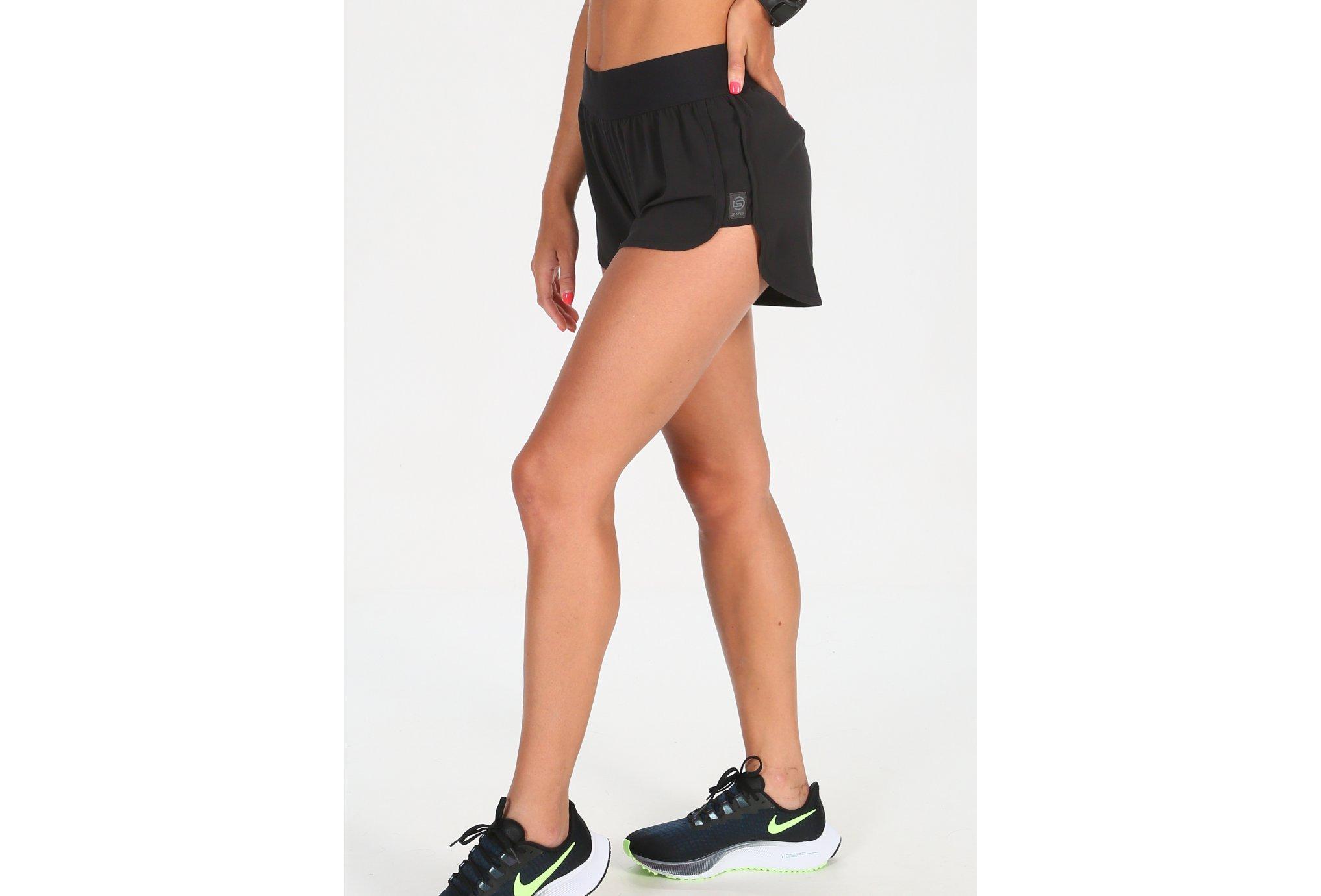 Skins Activewear Swipe Hi Lo W Diététique Vêtements femme