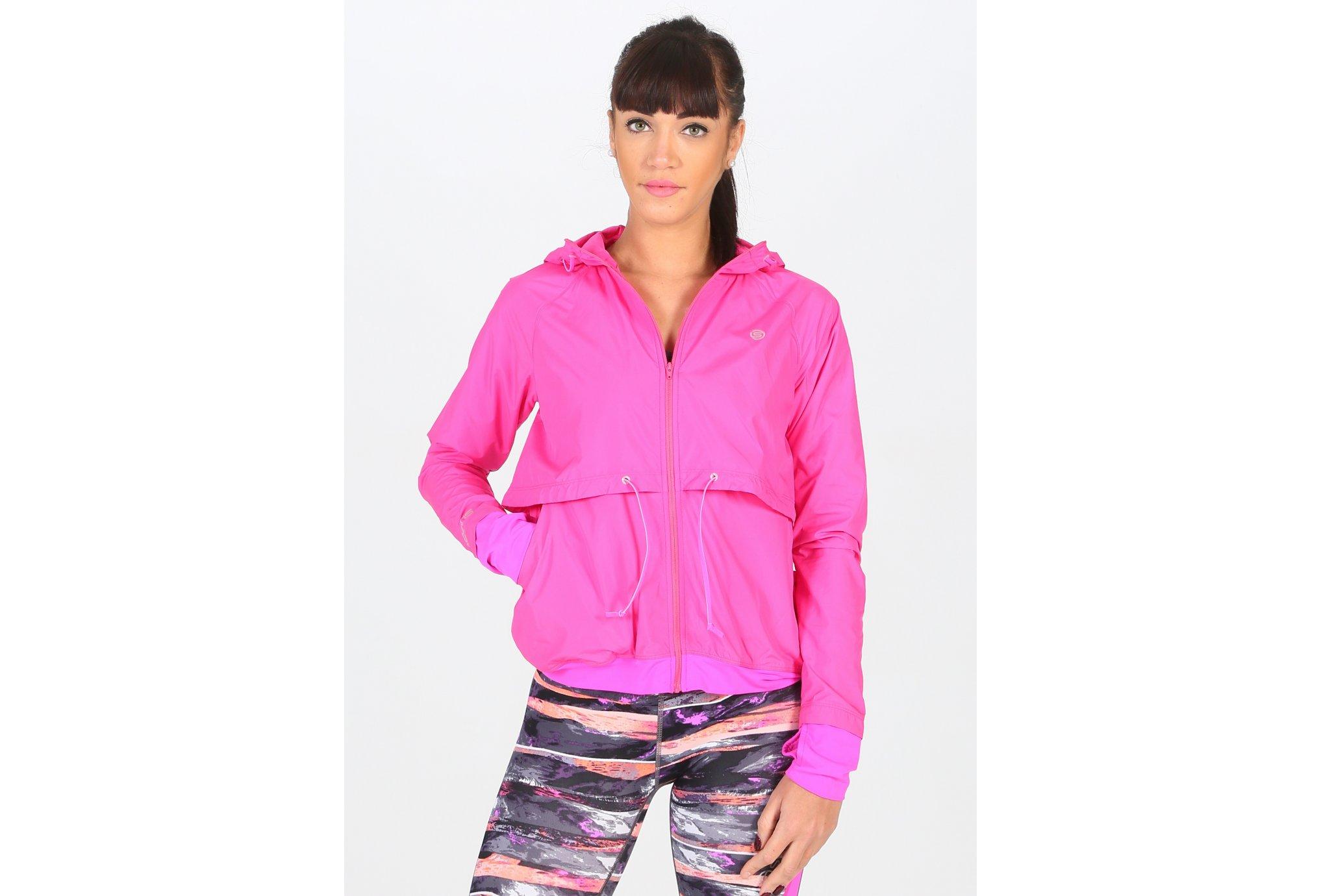 Skins Distort Packable Lightweight W Diététique Vêtements femme