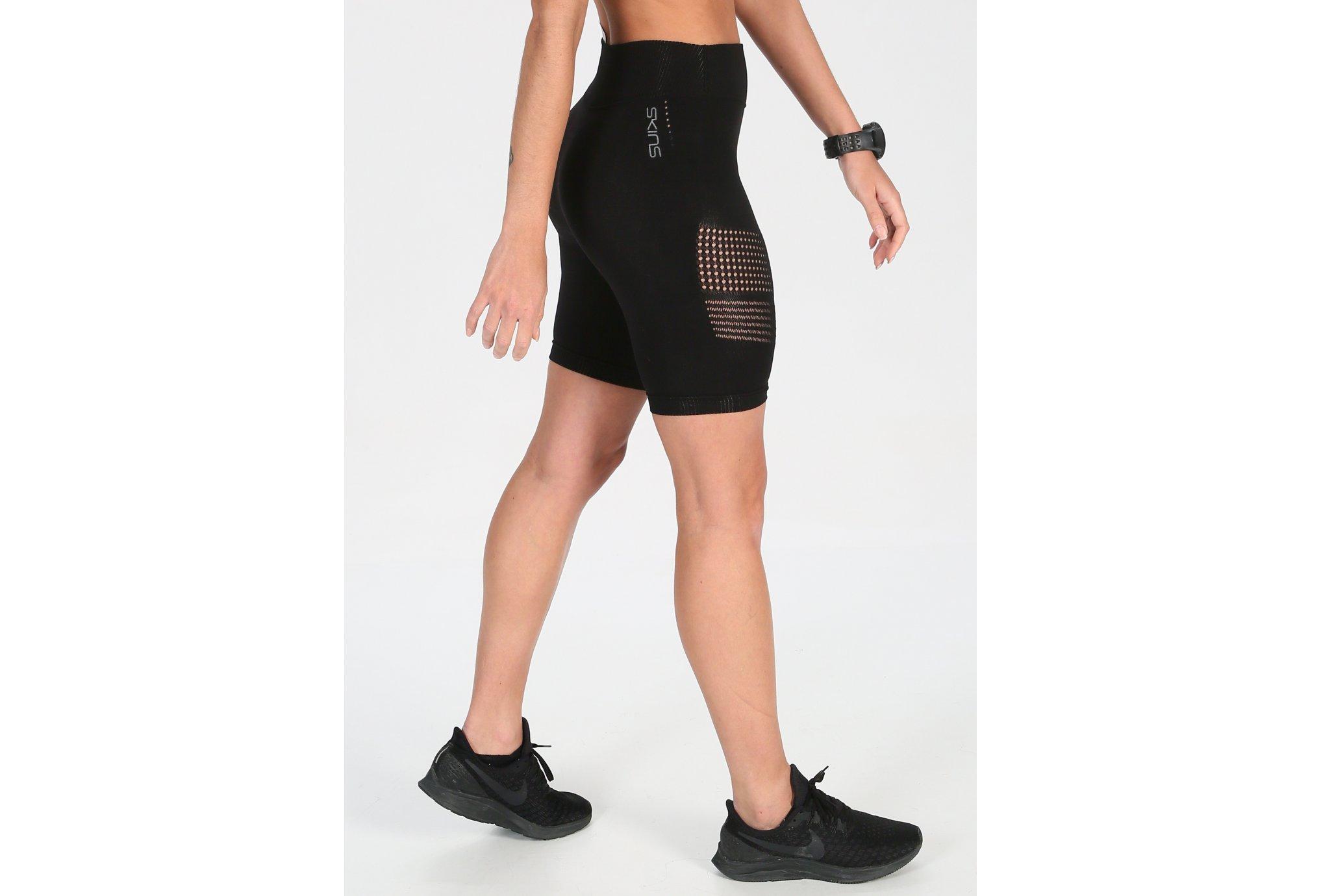 Skins DNAmic Seamless Square W Diététique Vêtements femme