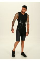 Skins DNAmic Skinsuit Back Zip Triathlon M