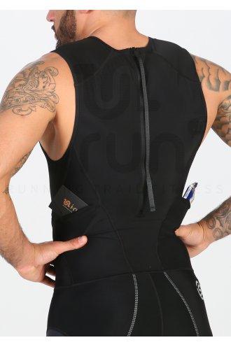 Skins DNAmic Skinsuit Back Zip Triathlon M