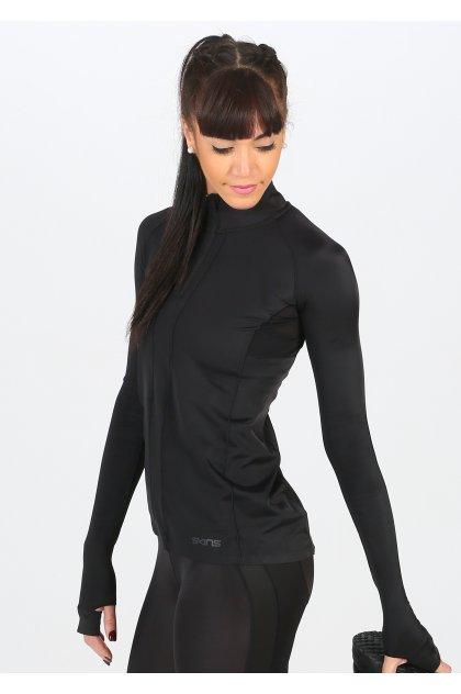 Skins Camiseta manga larga DNAmic Ultimate 1/4 Zip