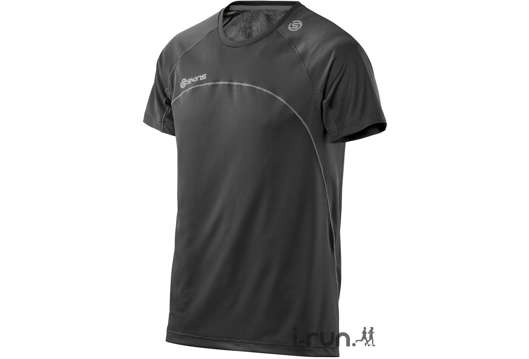Skins Tee-shirt Plus Orbit M vêtement running homme
