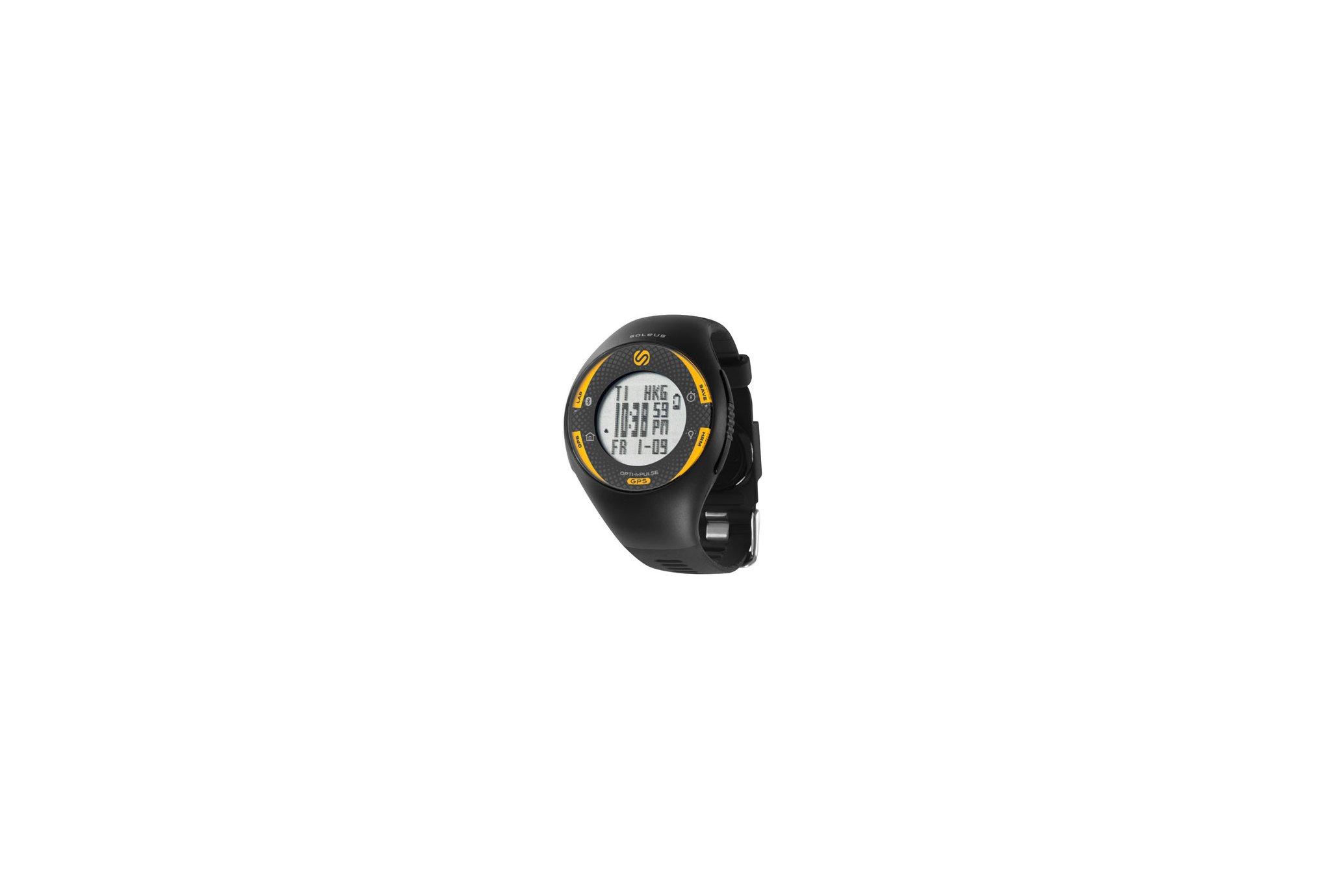 Soleus GPS Pulse BLE Cardio-Gps