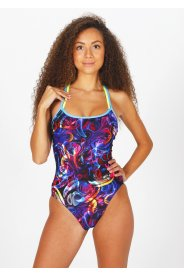 Speedo Allover Double Crossback W