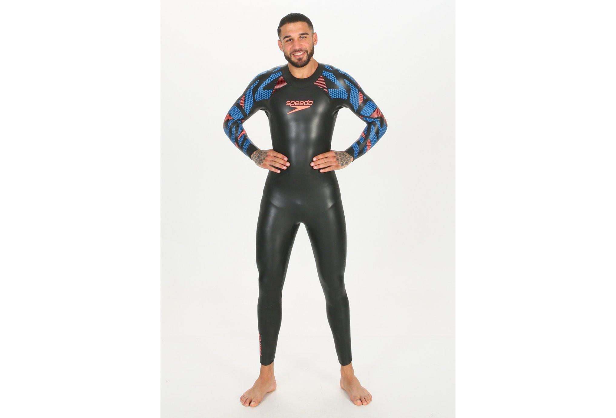 Speedo Proton Fullsuit M vêtement running homme