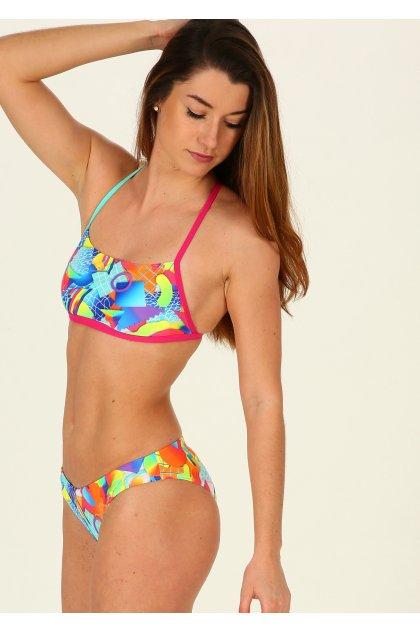 Speedo Bikini Spectrum Splash Crossback
