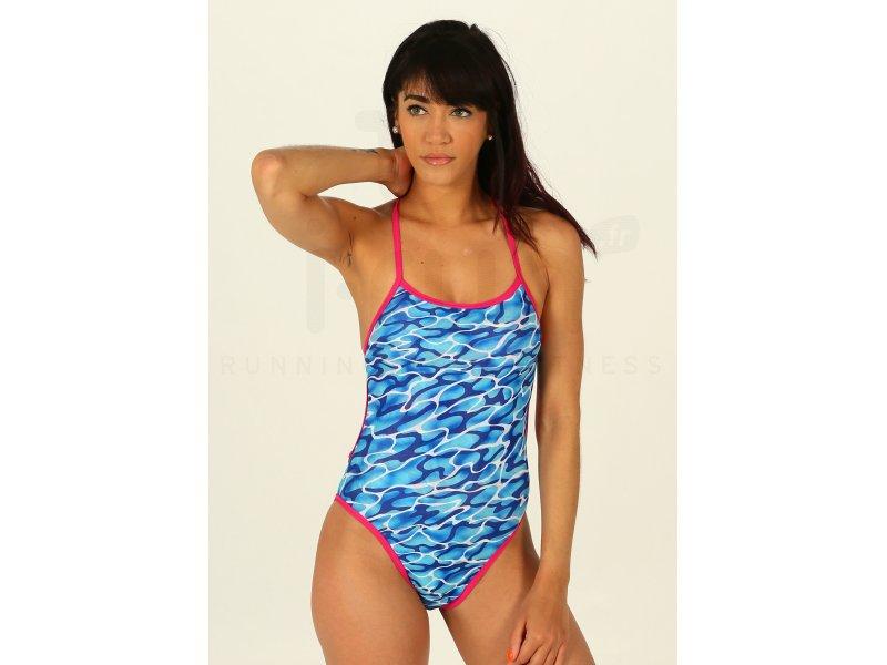 Fireglam Flip Reverse Femme Waterflow Speedo W Natation Vêtements WE29IbDYeH