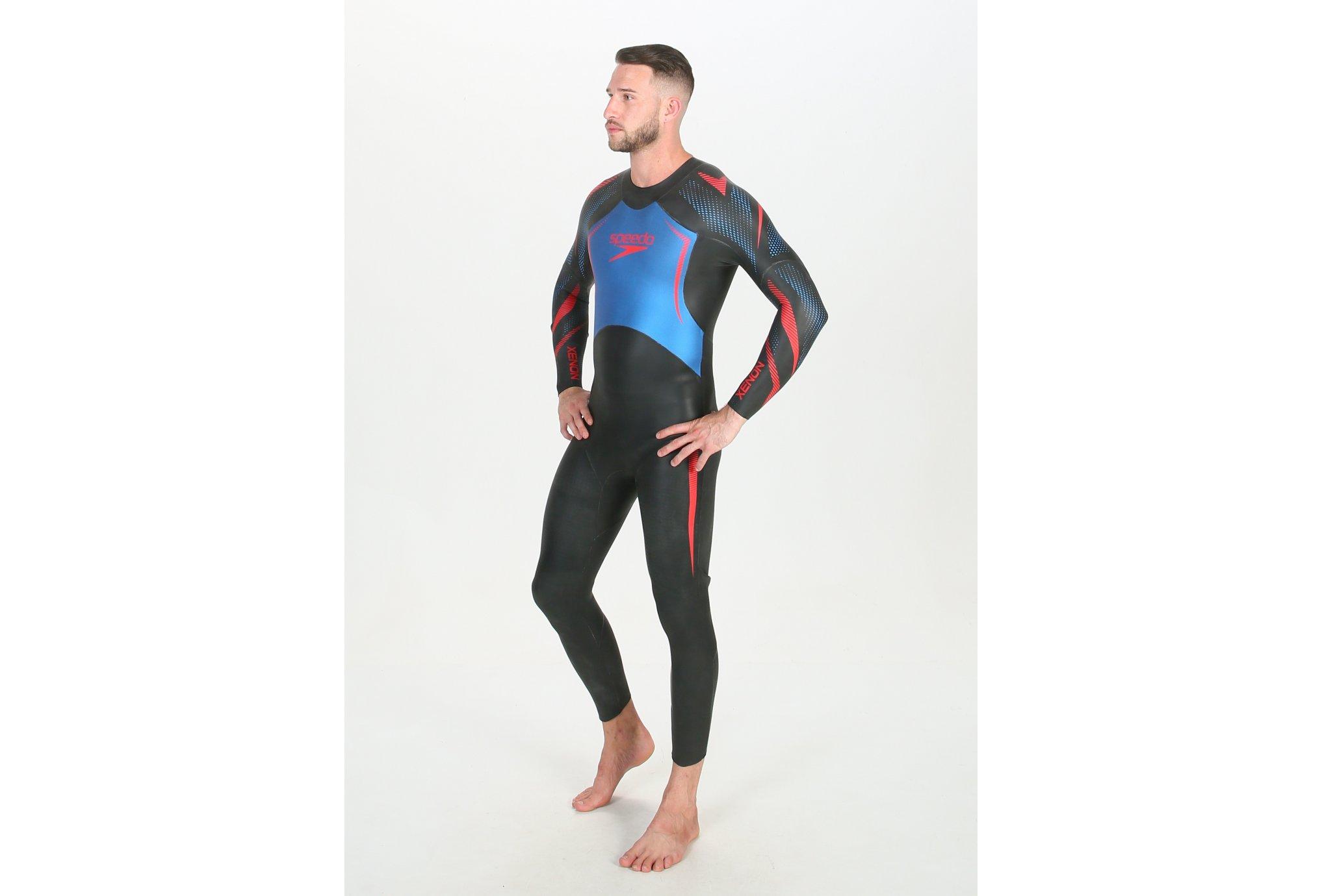 Speedo Xenon Fullsuit M vêtement running homme