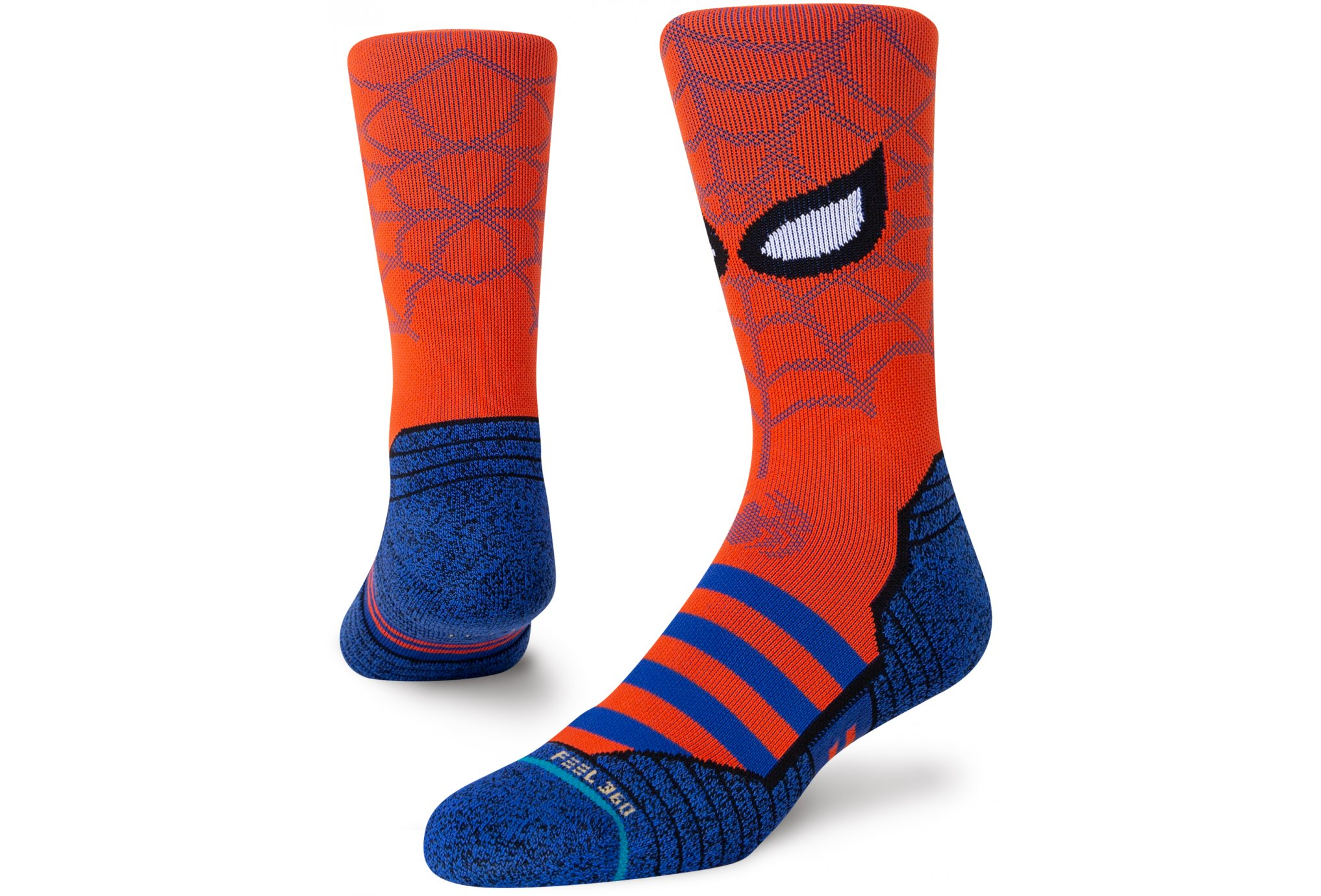 Stance Athletic Spidey Crew Chaussettes