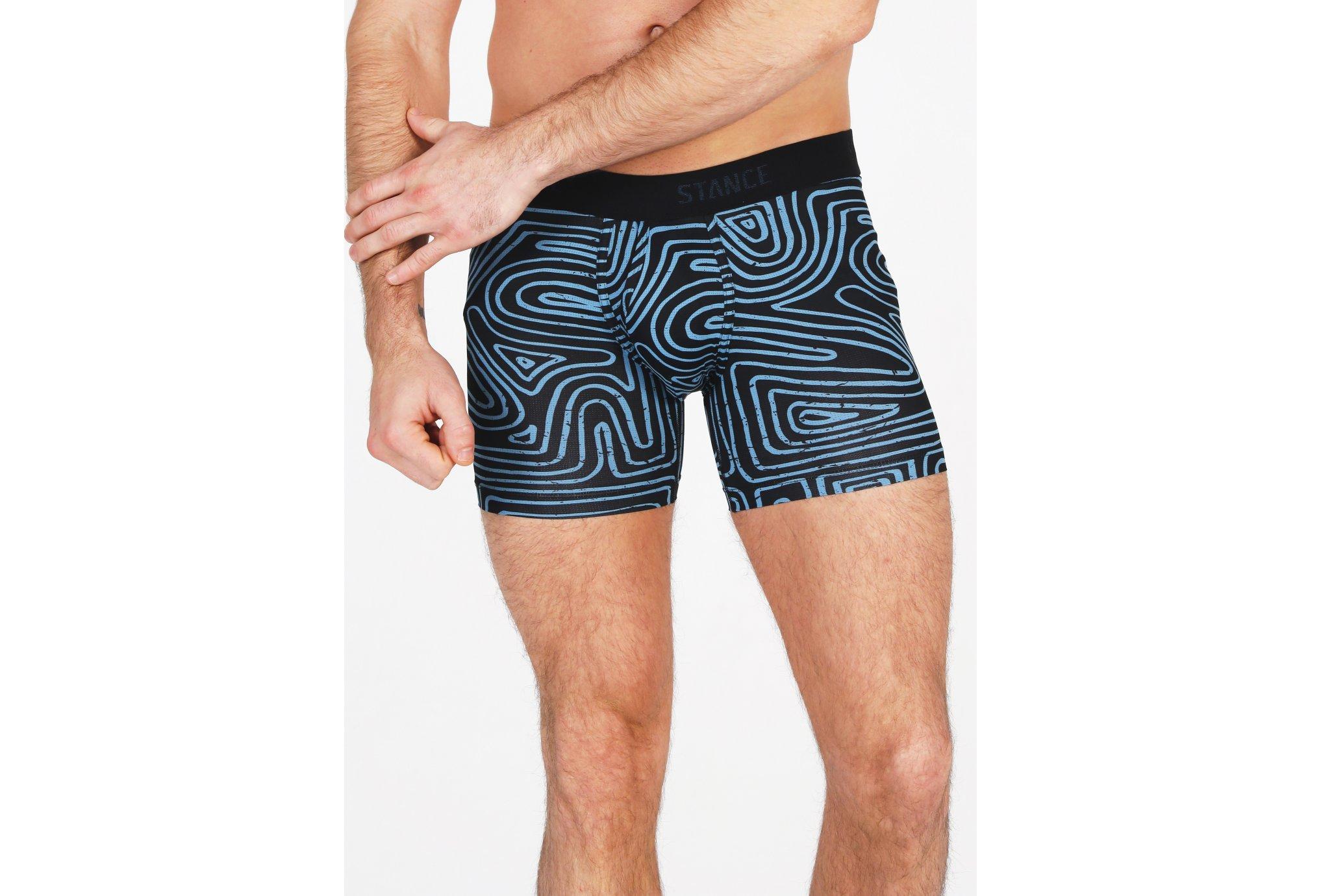 Stance Wholester Amaizing Boxer Brief M vêtement running homme