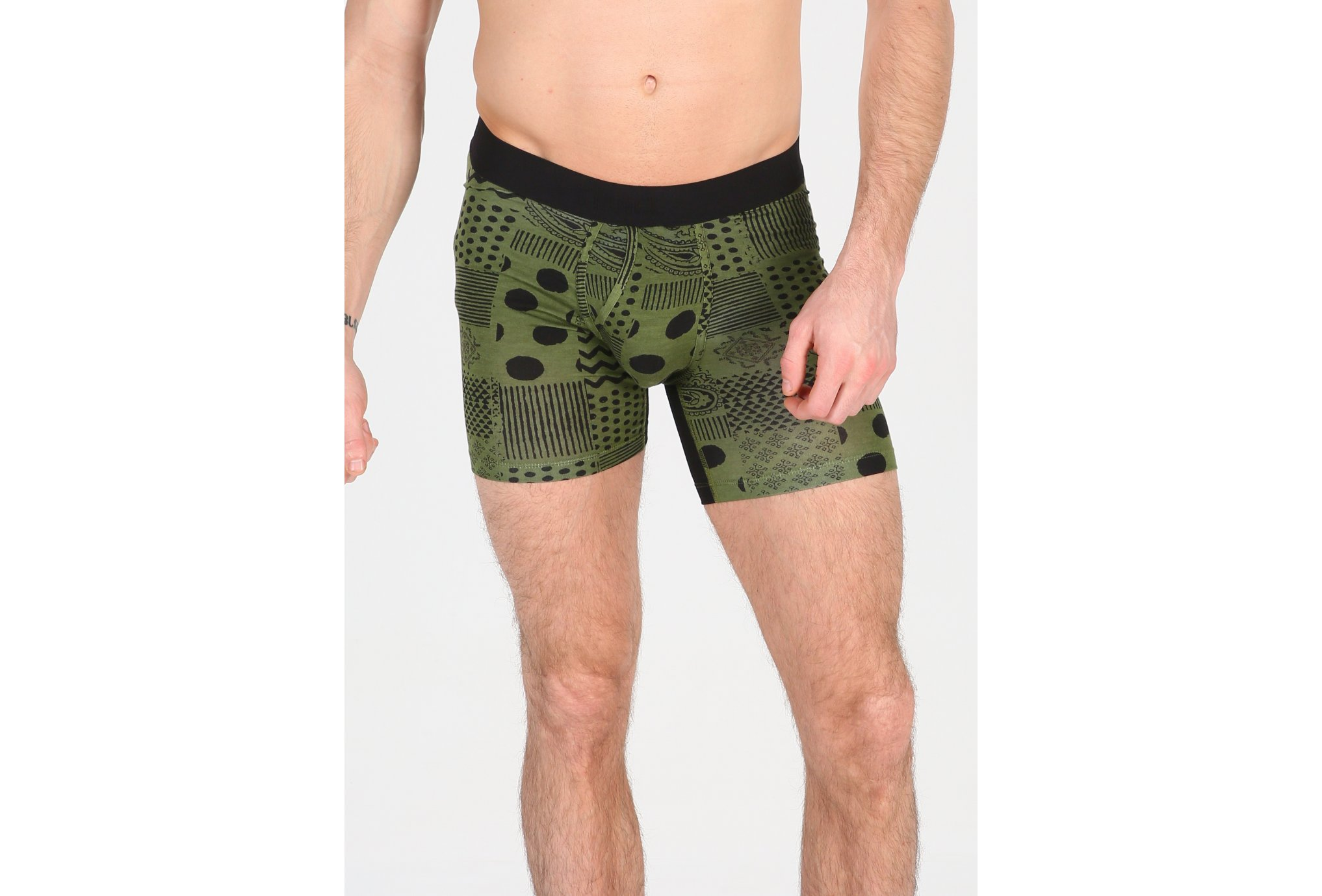 Stance Wholester Pox Boxer Brief vêtement running homme