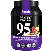 STC Nutrition 95 Pure Premium Protein 750 g - Fruits Rouges
