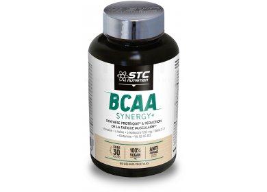 STC Nutrition BCAA Synergy+ 120 gélules - 100% Vegan