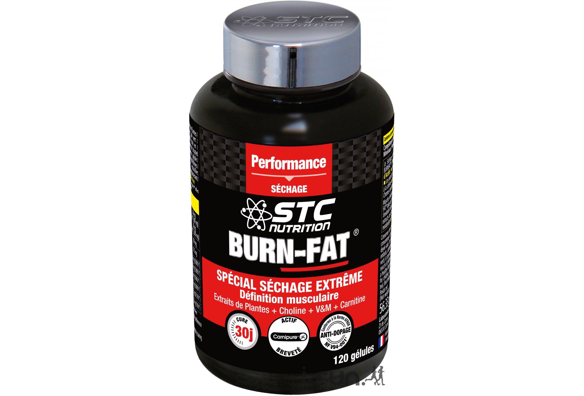 STC Nutrition Burn Fat 120 gélules Diététique Compléments