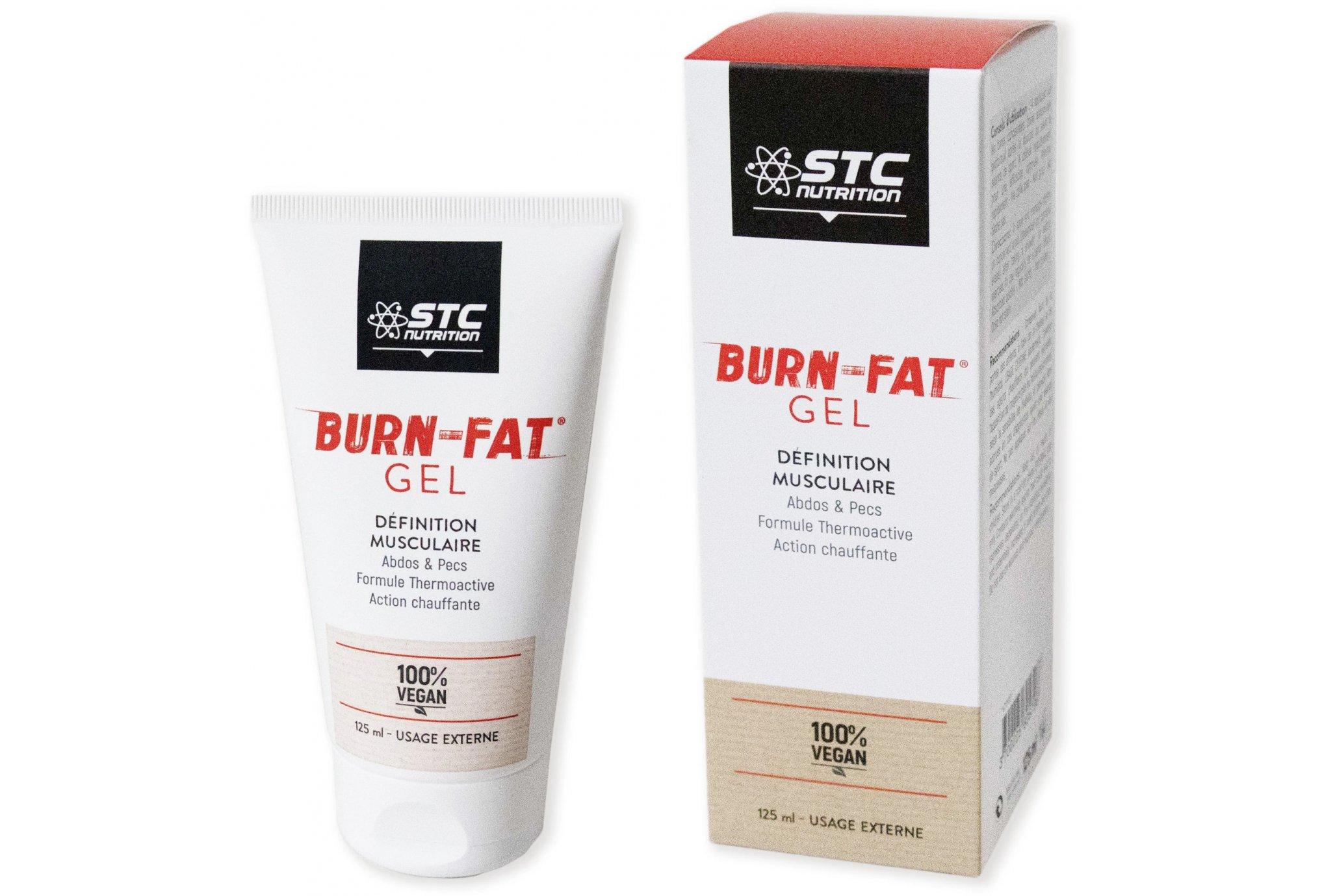 STC Nutrition Burn Fat Gel Diététique Compléments