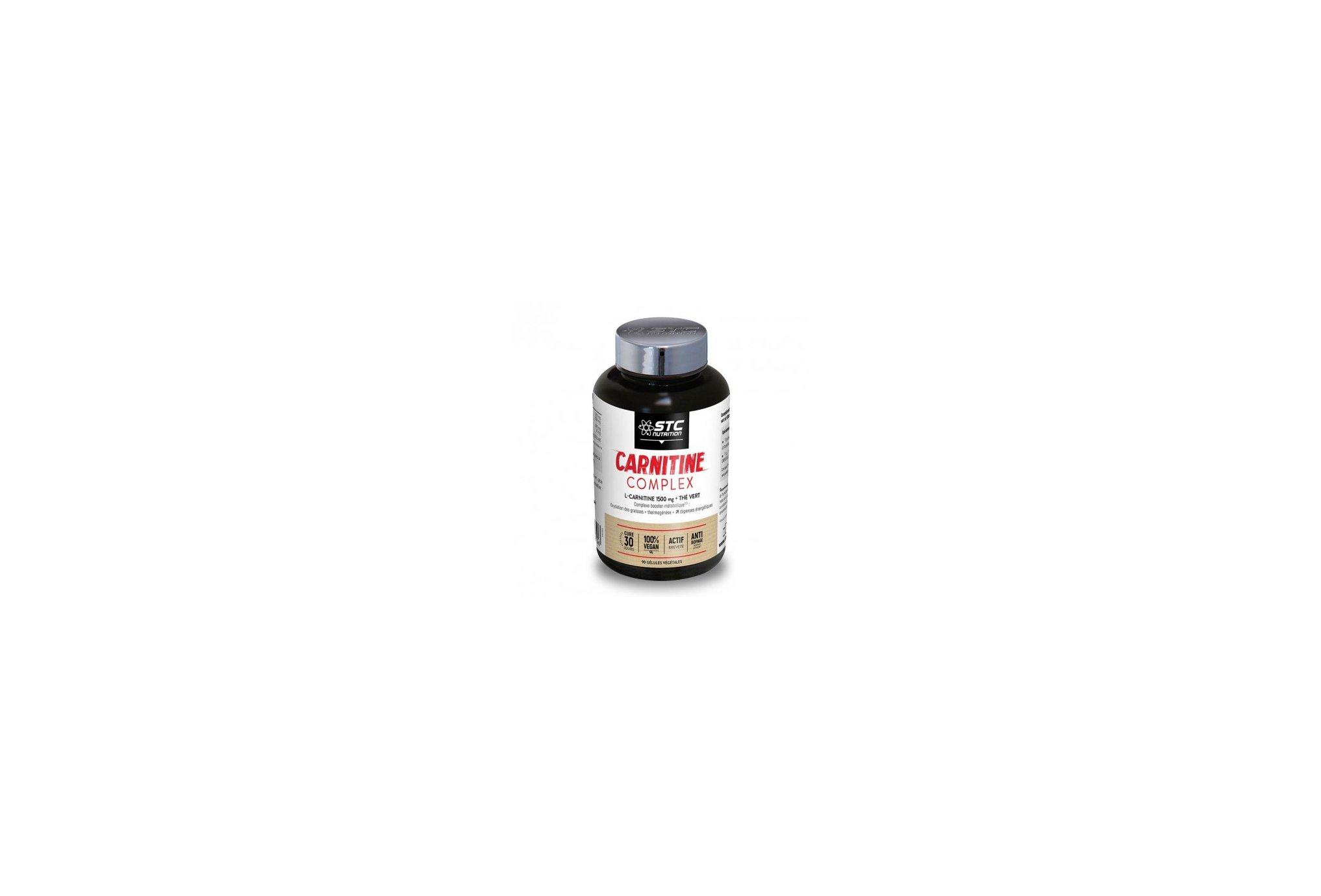 STC Nutrition Carnitine Complex Vegan 90 gélules Diététique Compléments