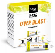 STC Nutrition Etui Gels Over Blast - Citron