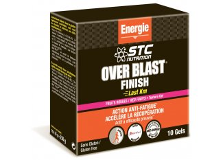 STC Nutrition Caja Over Blast Finish -Frutos Rojos