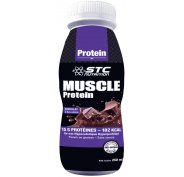 STC Nutrition Muscle Protein 250ml - Chocolat