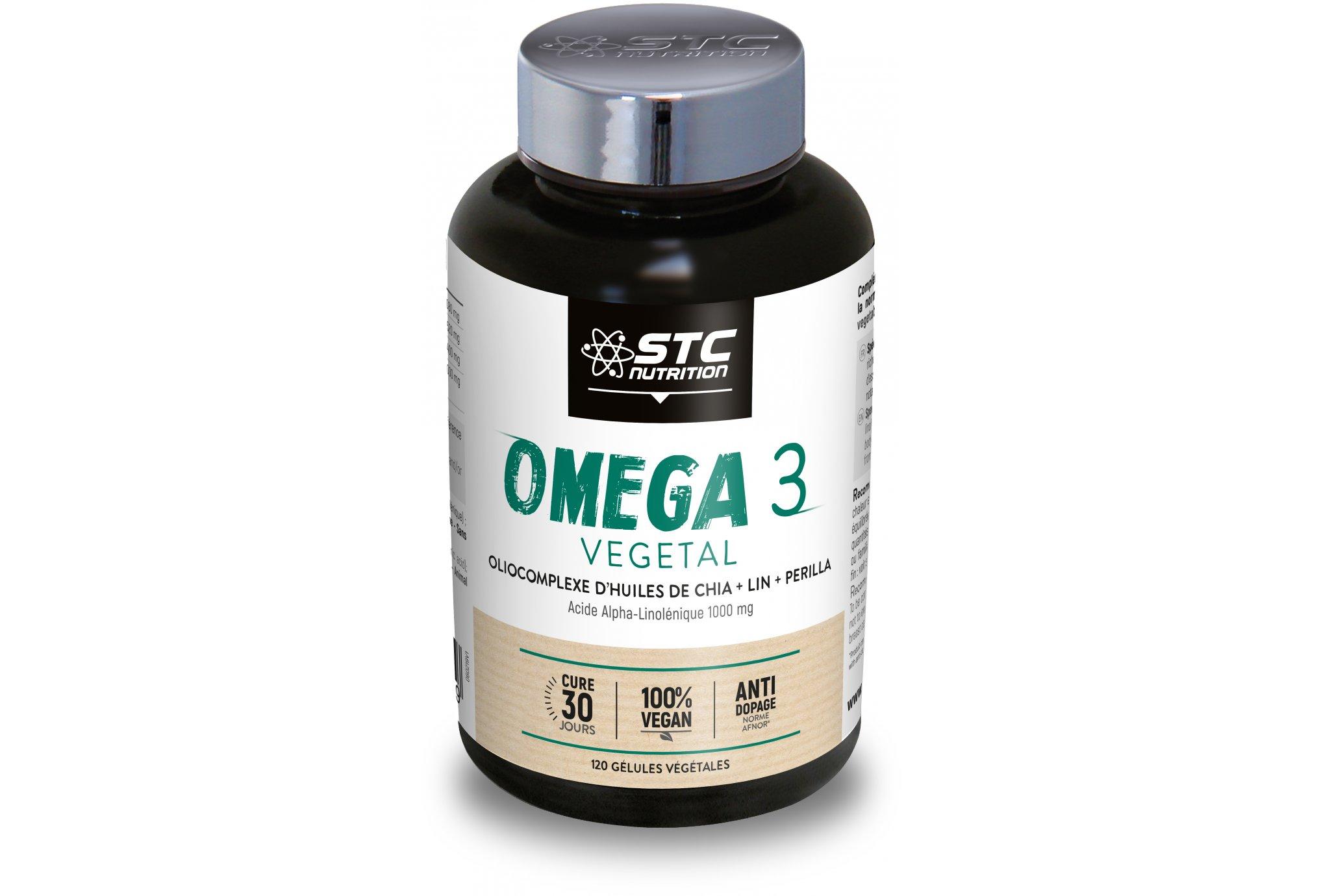 STC Nutrition Omega 3 Végétal Diététique Compléments