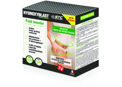 STC Nutrition Pack Booster Hydroxyblast
