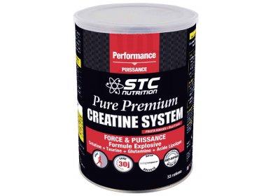 STC Nutrition Pure Premium Créatine System - Fruits Rouges
