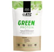 STC Nutrition Smoothie Green Protein 500g - Pomme