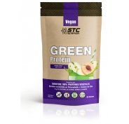 STC Nutrition Smoothie Green Protein 500g - Pomme Pêche