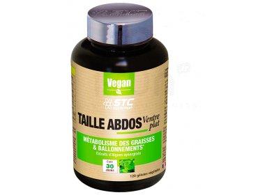 STC Nutrition Taille Abdos Ventre Plat Vegan 120 gélules