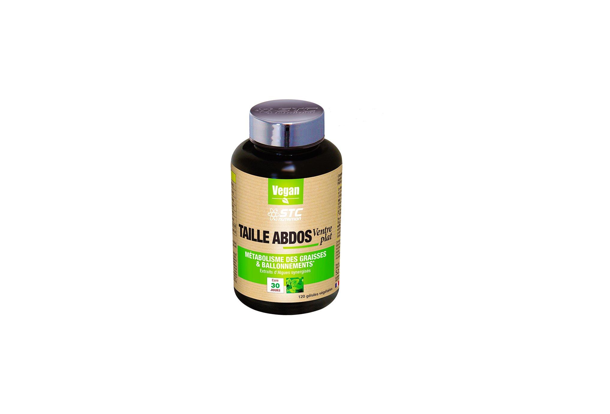 STC Nutrition Escultor de abdominales - vientre plano - 120 cápsulas Diététique Compléments