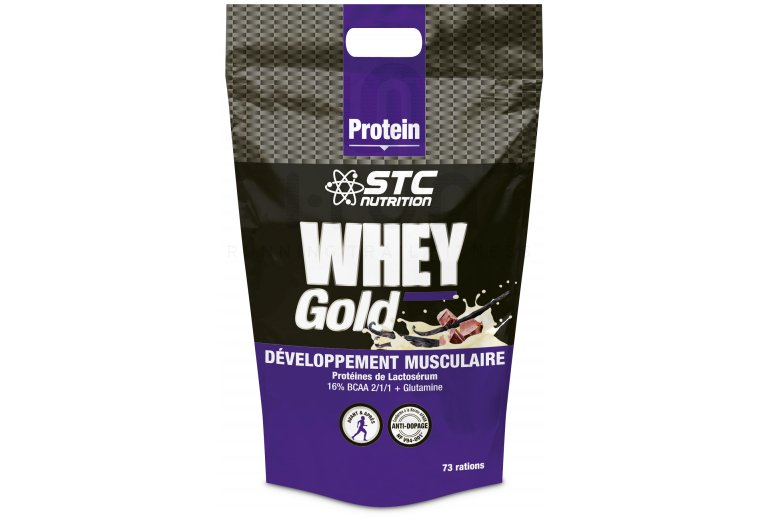 STC Nutrition Whey Gold Plus Protein - Vanille 2.2 Kg