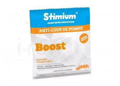 Stimium Pack 4 Sachet 5 gommes Boost - Orange
