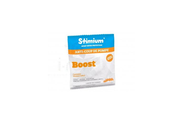 Stimium Pack 3 Sachet 5 gommes Boost - Orange + 1 offert