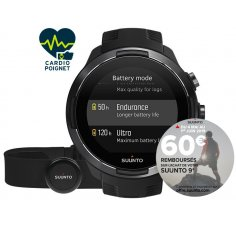 Suunto 9 Baro HR Black