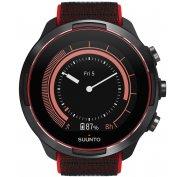 Suunto 9 Baro Red Special Edition + Bracelet en Cuir