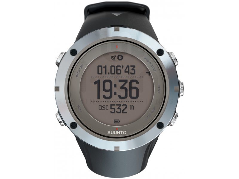 suunto ambit 3 peak sapphire noir pas cher. Black Bedroom Furniture Sets. Home Design Ideas