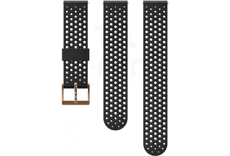 Suunto Bracelet Athletic 1 Copper Silicone - 20 mm