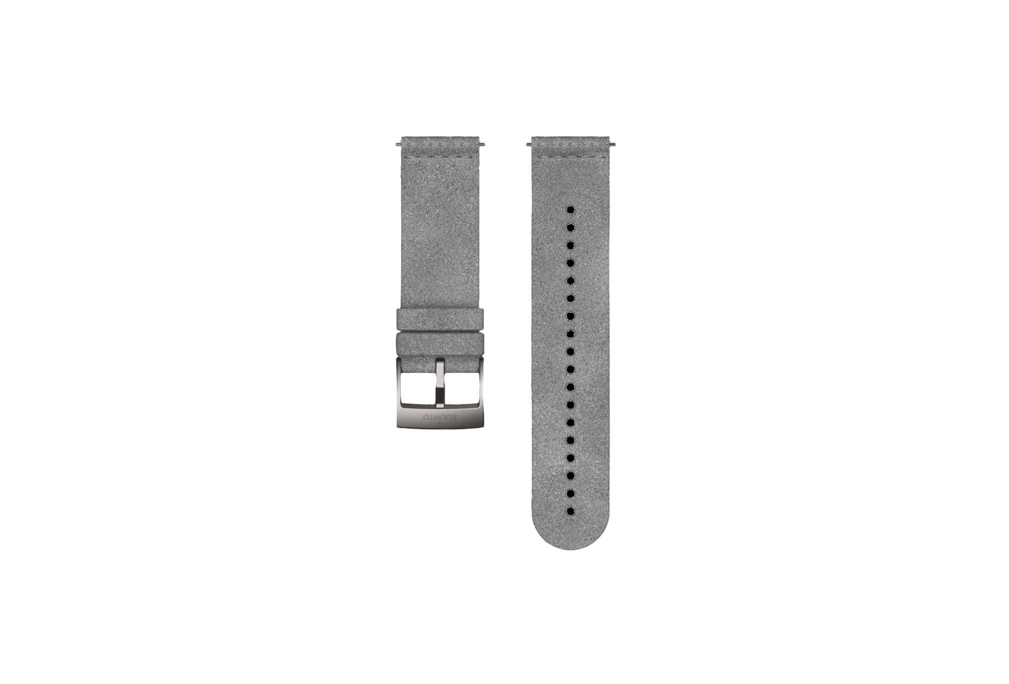Suunto Bracelet en microfibre - 24 mm M Accessoires montres/ Bracelets