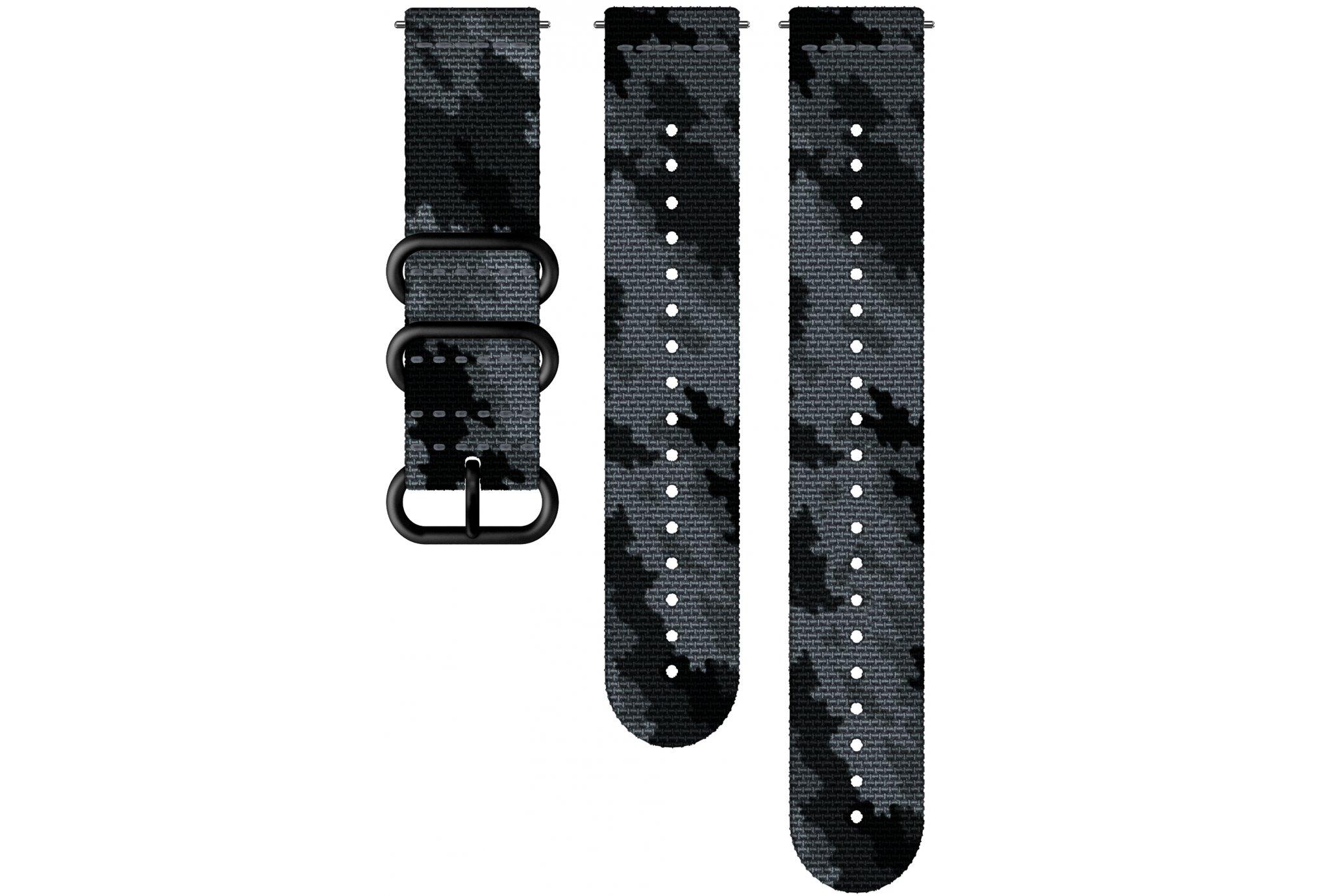 Suunto Bracelet Explore 2 Textile - 24 mm Accessoires montres/ Bracelets