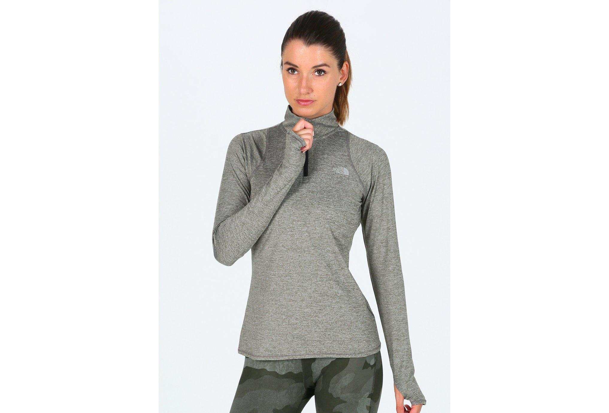The North Face Ambition 1/4 Zip W Diététique Vêtements femme