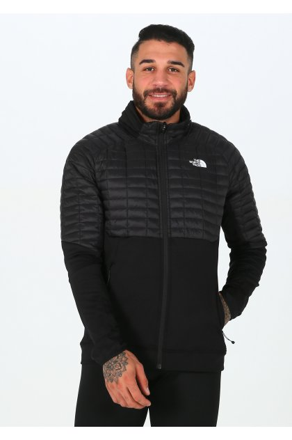 The North Face chaqueta Ambition ThermoBall Hybrid