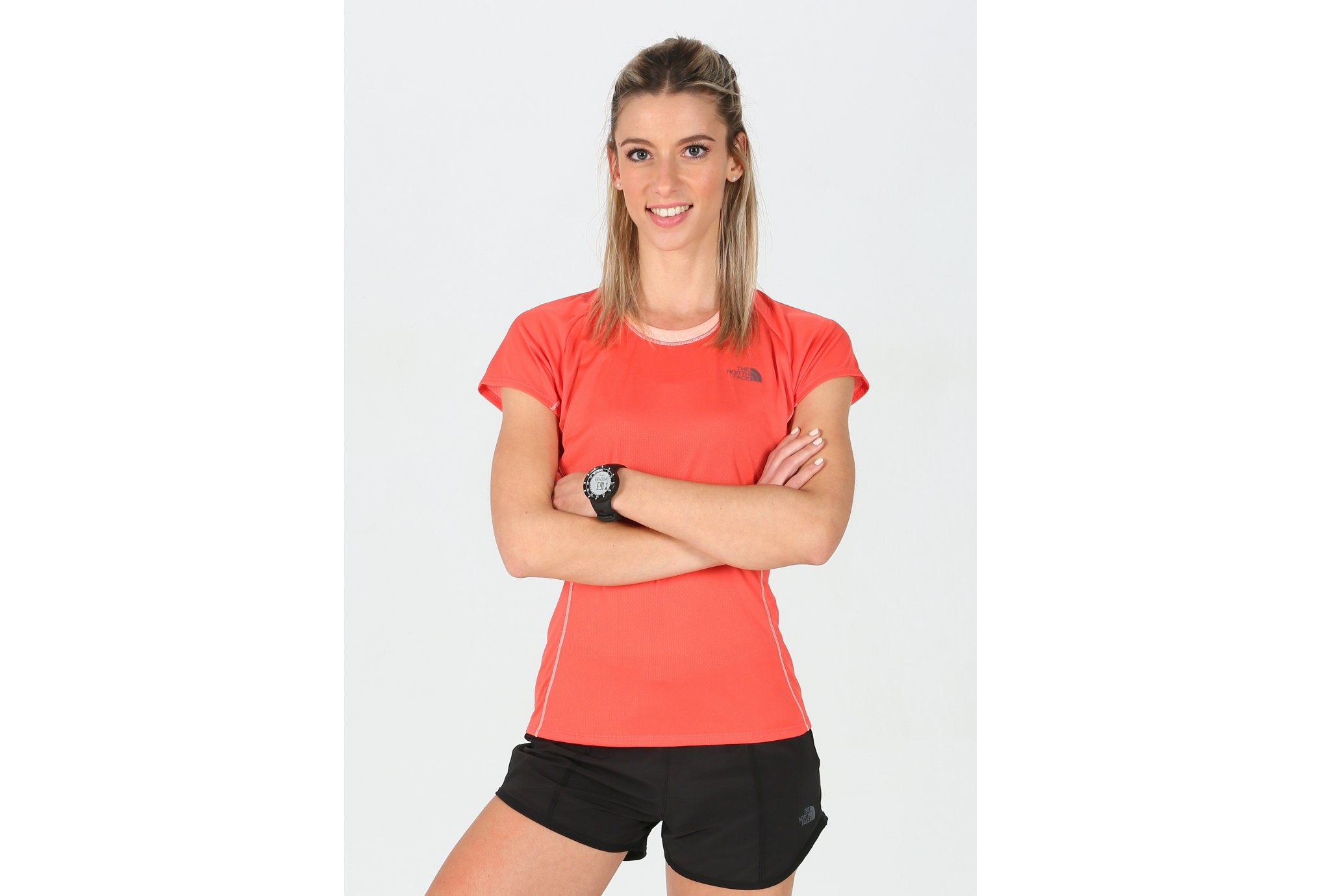 The North Face Better Than Naked W vêtement running femme