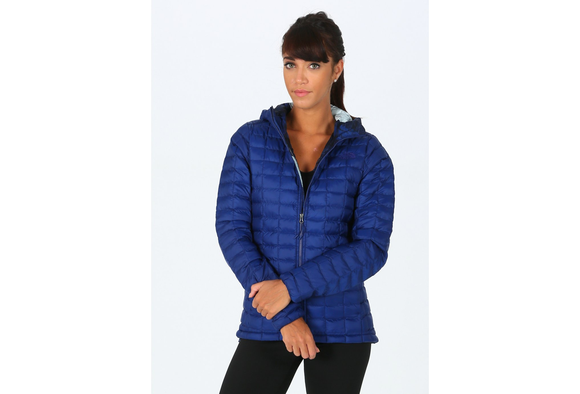 The North Face Eco Thermoball Hoodie W vêtement running femme