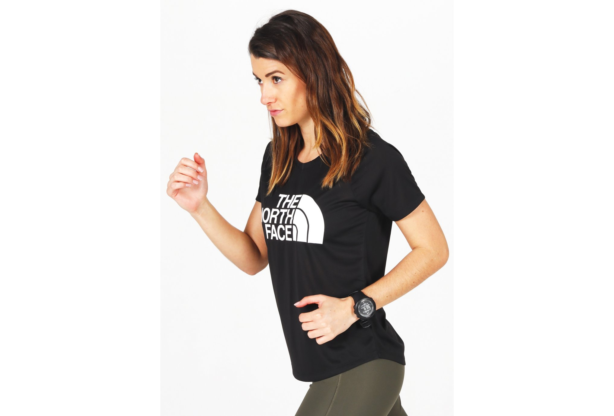 The North Face Graphic Play Hard W vêtement running femme