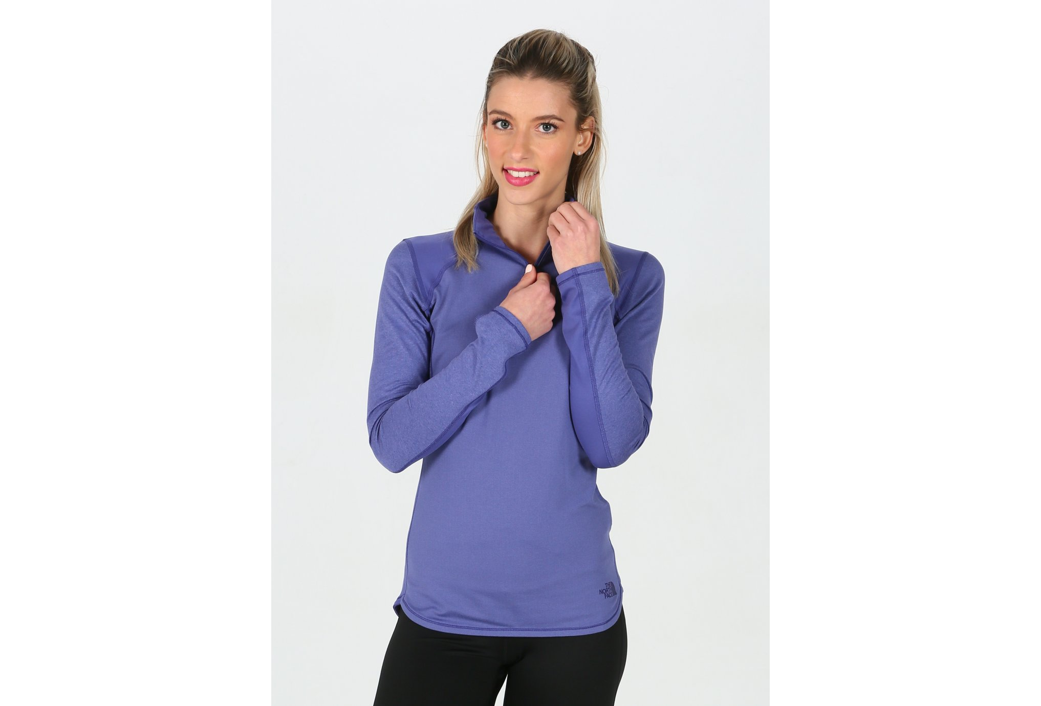 The North Face Motivation 1/2 Zip W vêtement running femme