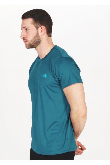 The North Face camiseta manga corta Reaxion Ampere