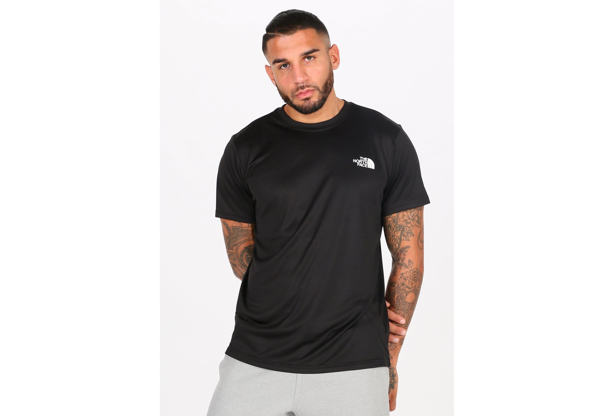 The North Face Reaxion Red Box M vêtement running homme